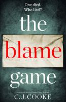 Media Cover for Blame Game.