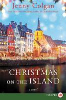Media Cover for Christmas on the Island : A Novel