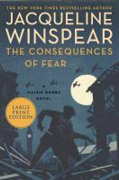 Media Cover for Consequences of Fear