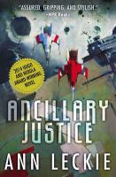 Media Cover for Ancillary Justice