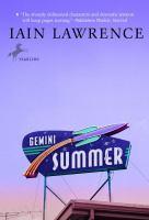 Media Cover for Gemini Summer