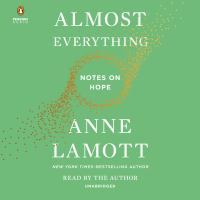 Media Cover for Almost Everything : Notes on Hope