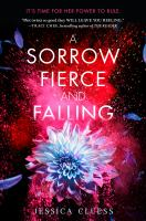 Media Cover for A Sorrow Fierce and Falling.