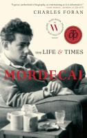 Media Cover for Mordecai: The Life & Times