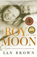 Media Cover for The boy in the moon: a father
