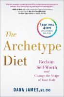 Media Cover for Archetype Diet