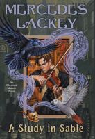 Media Cover for A study in sable / Mercedes Lackey.