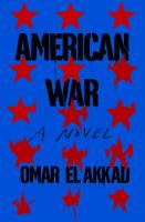 Media Cover for American War : A Novel