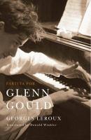 Media Cover for Partita for Glenn Gould