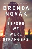 Media Cover for Before We Were Strangers.