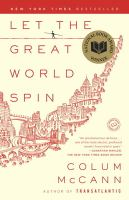 Media Cover for Let the great world spin