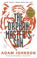 Media Cover for The Orphan Master