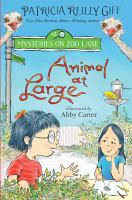 Media Cover for Animal at Large