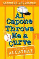 Media Cover for Al Capone Throws Me a Curve.