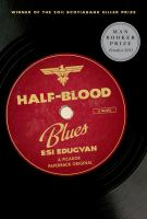 Media Cover for Half-Blood Blues