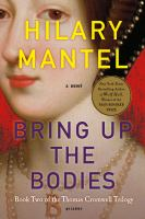 Media Cover for Bring up the Bodies