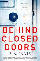 Media Cover for Behind Closed Doors