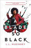 Media Cover for A Blade So Black.