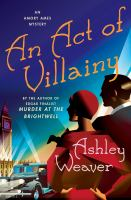 Media Cover for Act of Villainy