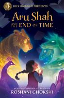 Media Cover for Aru Shah and the End of Time.