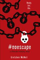 Media Cover for #NoEscape