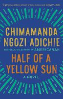 Media Cover for Half of a Yellow Sun