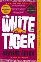Media Cover for The White Tiger