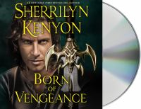 Media Cover for Born of Vengeance [sound recording (CD)]