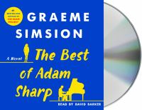 Media Cover for Best of Adam Sharp [sound recording (CD)].
