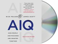 Media Cover for AIQ : How People and Machines Are Smarter Together