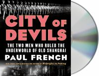 Media Cover for City of Devils
