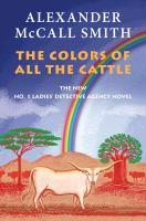 Media Cover for Colors of All the Cattle