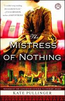 Media Cover for The Mistress of Nothing