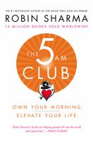 Media Cover for 5AM Club