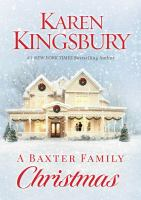 Media Cover for Baxter Family Christmas : A Novel