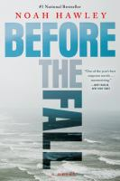 Media Cover for Before the Fall