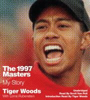 Media Cover for 1997 Masters : My Story [sound recording (CD)].