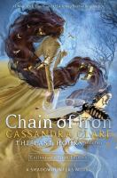 Media Cover for Chain of Iron