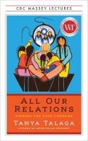 Media Cover for All Our Relations : Finding the Path Forward
