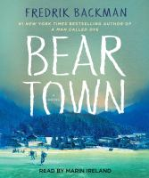 Media Cover for Beartown [sound recording (CD)].