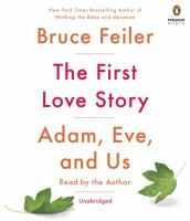 Media Cover for First Love Story : Adam, Eve and Us [sound recording (CD)]