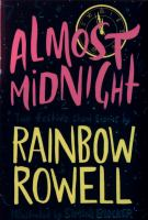 Media Cover for Almost Midnight : Two Short Stories