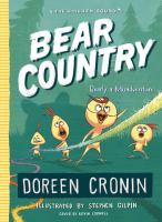 Media Cover for Bear Country : Bearly a Misadventure