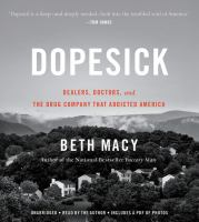 Media Cover for Dopesick : Dealers, Doctors, and the Drug Company That Addicted America