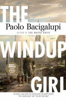 Media Cover for Windup girl