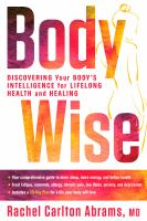 Media Cover for BodyWise : Discovering Your Body's Intelligence for Lifelong Health and Healing