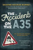 Media Cover for Accident on the A35 : A Thriller