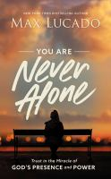 Media Cover for You Are Never Alone