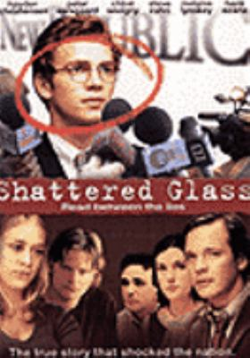 Shattered glass: read between the lies