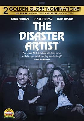 The disaster artist: based on a true story
